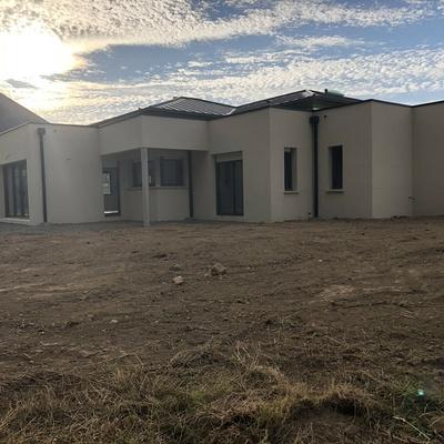 Construction d''une maison individuelle à Pléneuf Val André 22