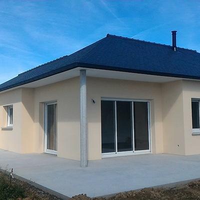 Maison en plain pied située à Plémy - Secteur Moncontour - 110 m2