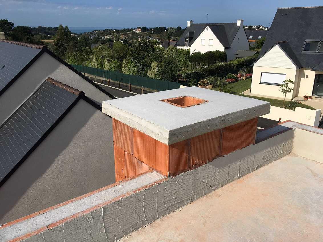 Maison Contemporaine à Pléneuf-Val-André de 115 m² 1.4go