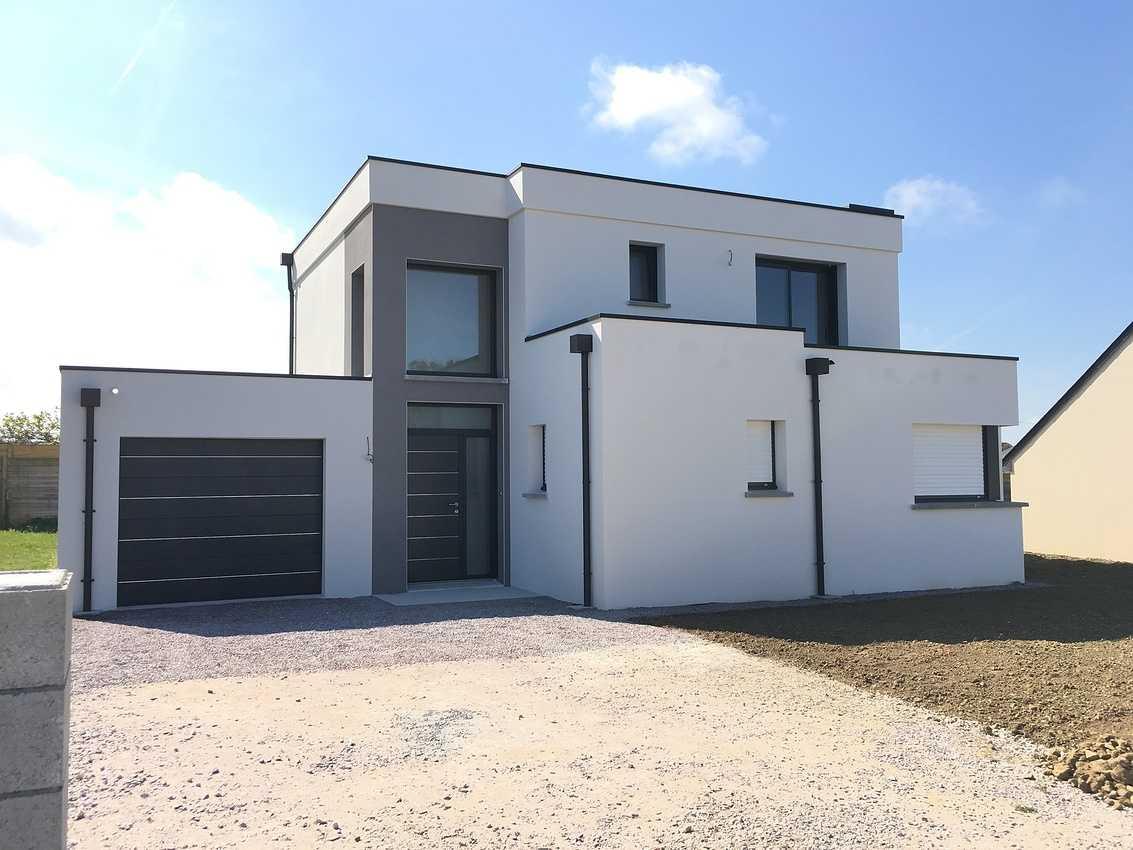 Maison Contemporaine à Pléneuf-Val-André de 115 m² 0