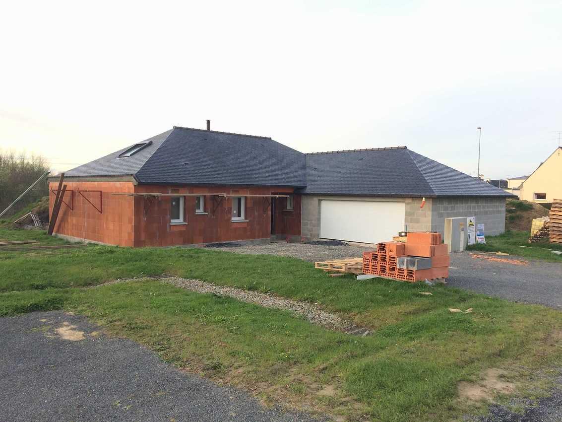 Maison en plain pied située à Plémy - Secteur Moncontour - 110 m2 img9192