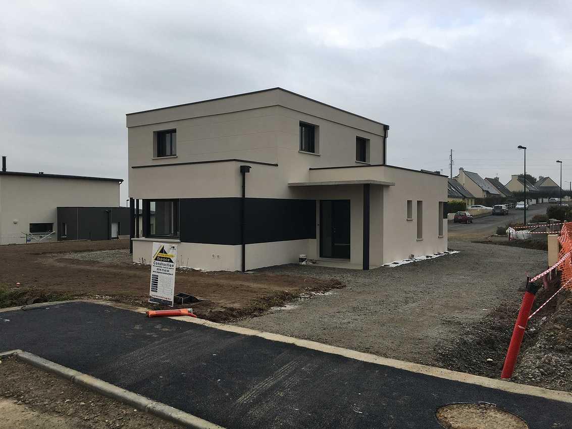 Maison contemporaine de 140 m²- à Plaine Haute ( Côtes d''Armor 22 ) img0414