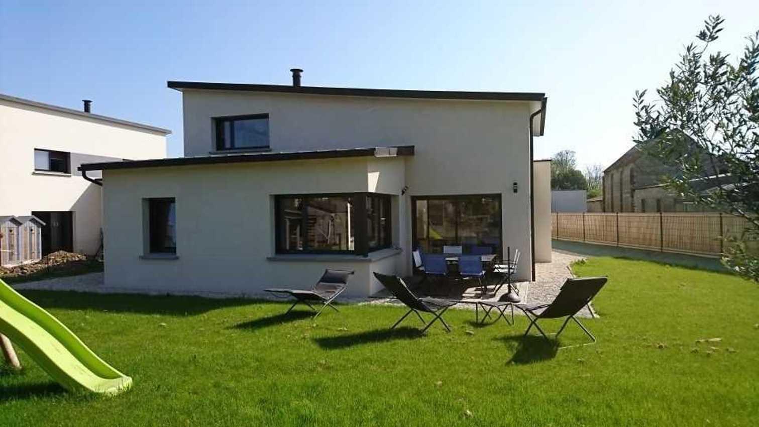 Construction d''une Maison Individuelle à MATIGNON - 22 Côtes d''Armor img7098