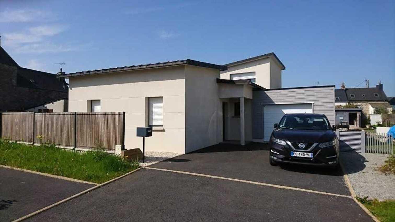 Construction d''une Maison Individuelle à MATIGNON - 22 Côtes d''Armor img7099