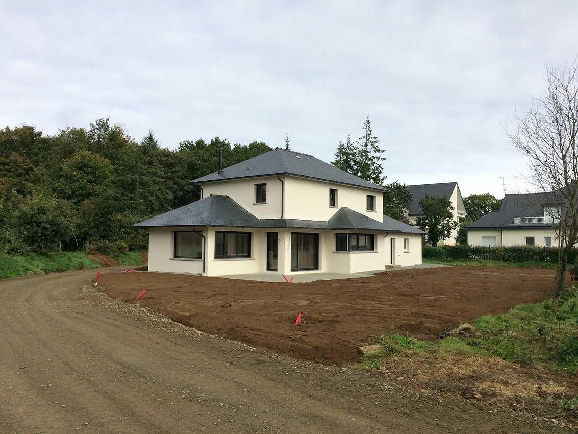 Construction d''une Habitation traditionnelle à Lanvollon - Guingamp 0
