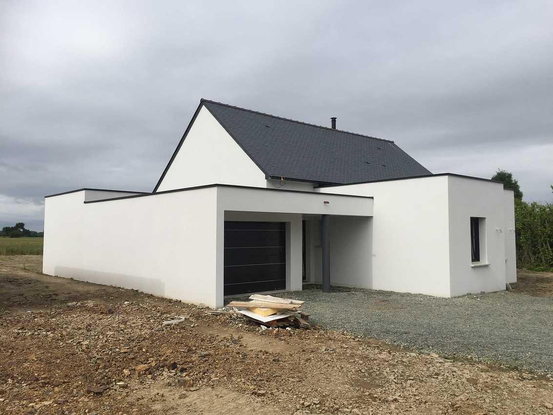 Réalisation d''une construction en plain pied à Saint Cast le Guildo 22 img4472
