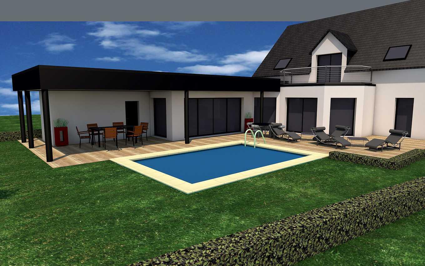 Projet extension maison - Pléneuf-Val-André 0