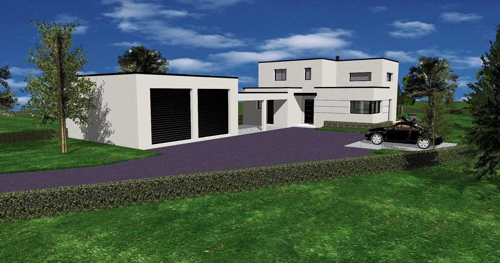 Projet de construction maison - Lamballe neuflamballe