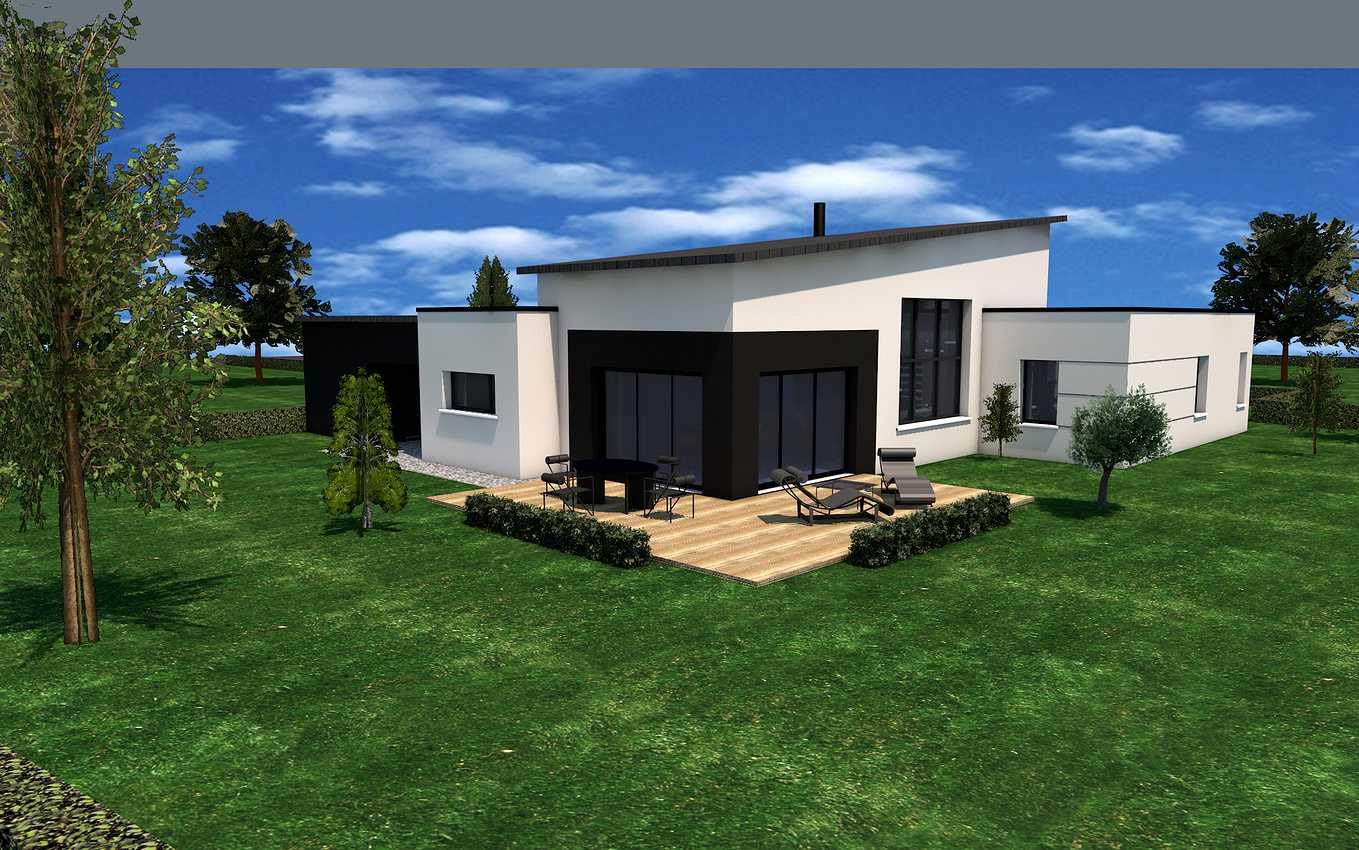 Projet de construction maison avec modules- Plurien 0