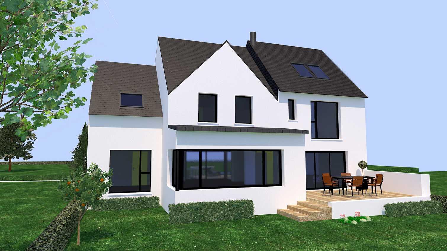 Projet de construction maison - sur Pléneuf-Val-André 0