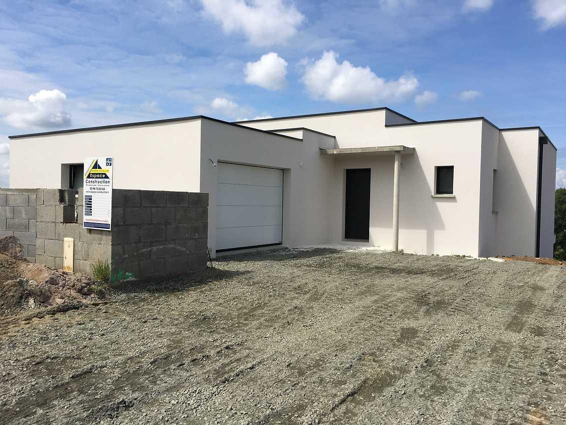 Projet de construction d''une maison neuve - Pléneuf-Val-André img2671