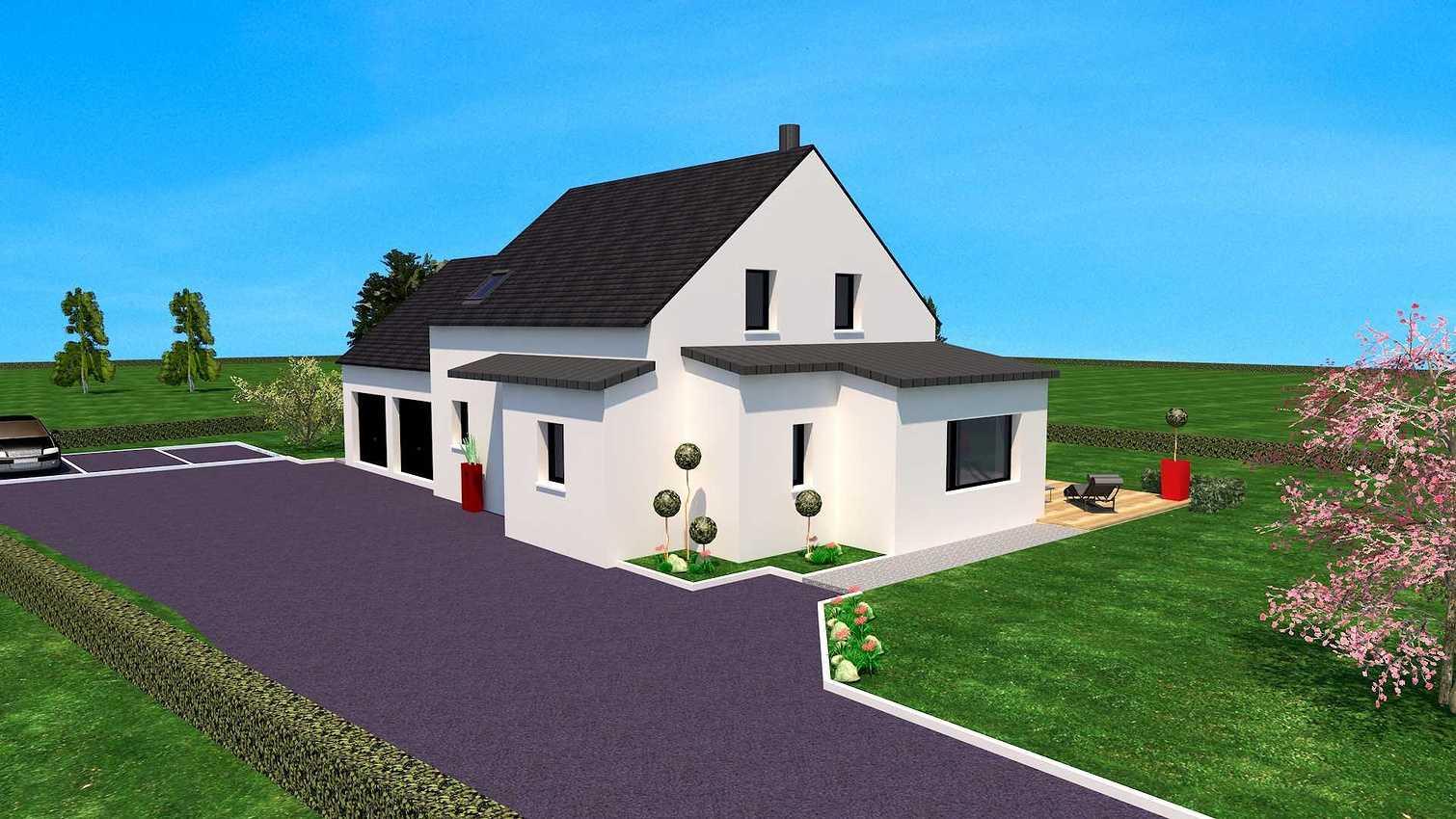 Projet de construction d''une habitation sur Coetmieux presentation10