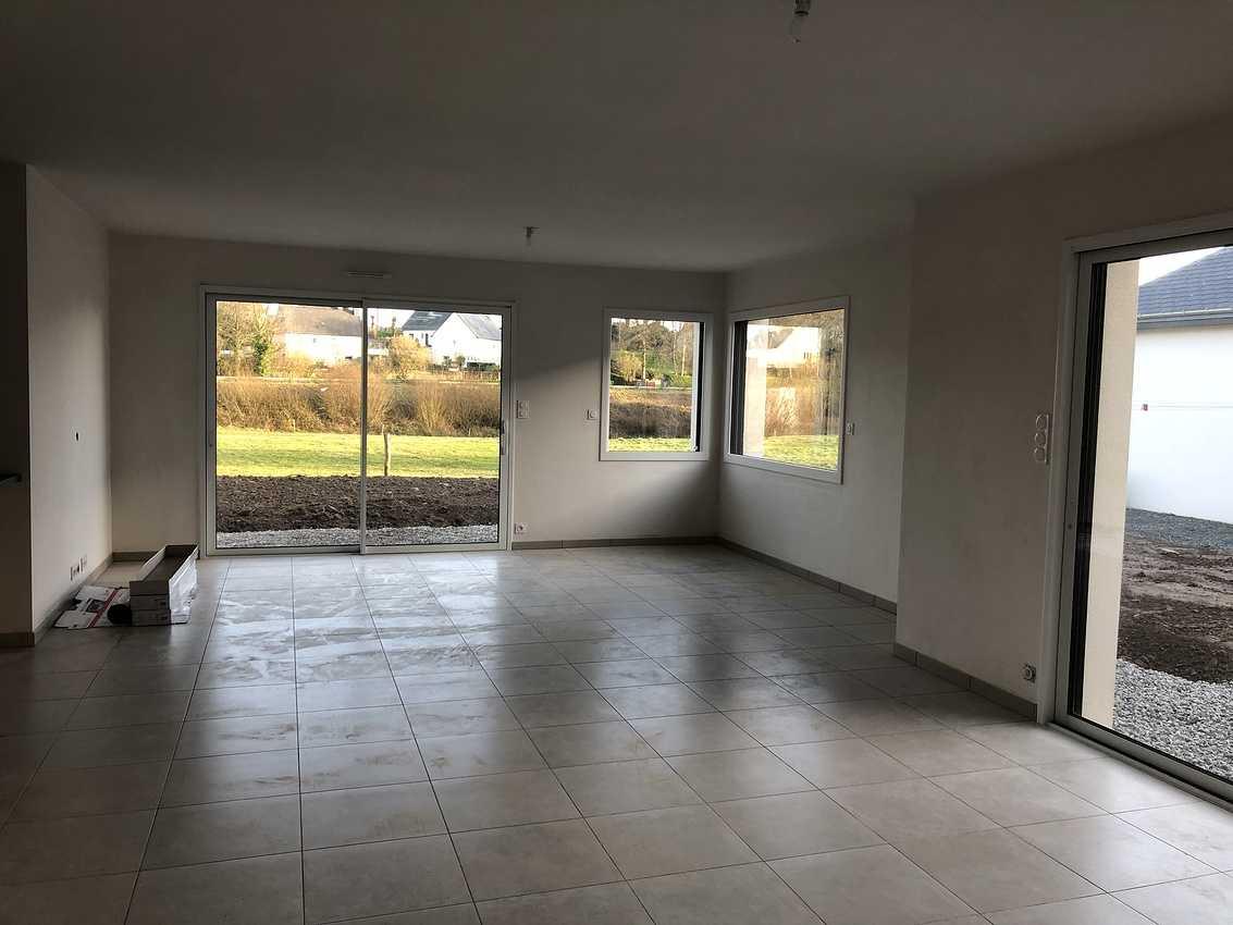 Construction d''une maison individuelle à PLAINTEL img4652