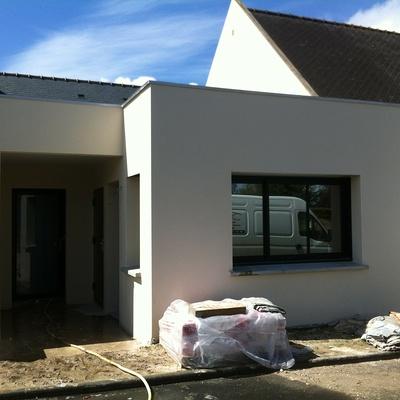 Construction d''un Cabinet Infirmier à Quessoy 22120