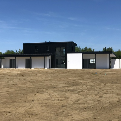 Construction d''une Habitation contemporaine à Plurien - Cotes d''Armor