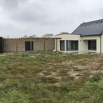 Construction d''une Habitation originale à Planguenoual 22400