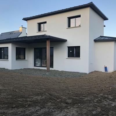 Construction d''une habitation à Trégueux 22 950