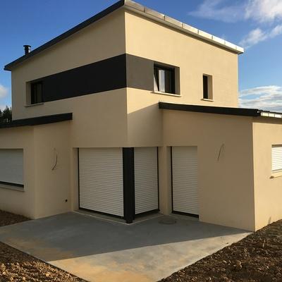 Construction d''une maison Individuelle de 105 m² à Saint-Brandan