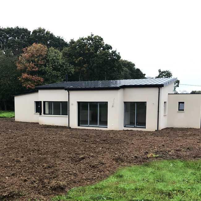 Construction d''une maison individuelle à Lantic 22 410