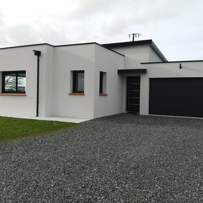 Construction d''une maison individuelle à Plémy