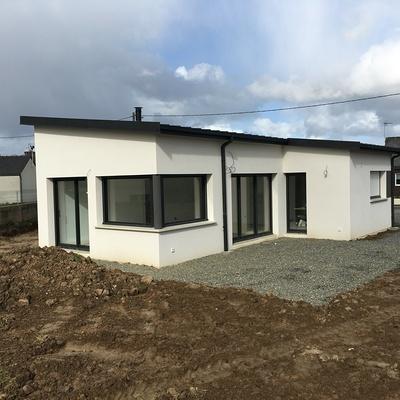 Construction d''une maison individuelle à Ploufragan 22