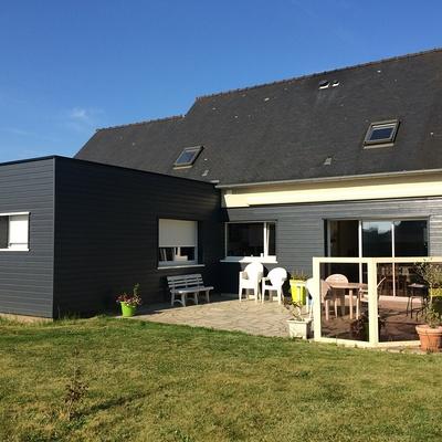 Extension et réaménagement à Plaintel - Secteur Saint-Brieuc