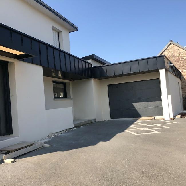 Extension et Réaménagement d''une maison à Plurien
