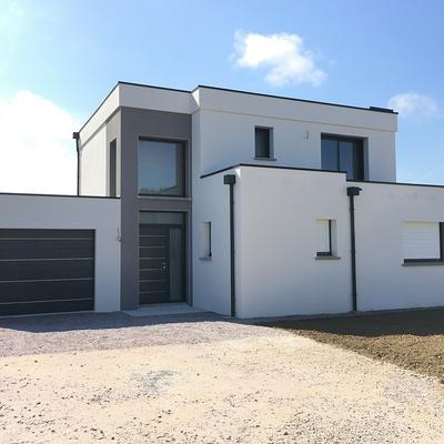 Maison Contemporaine à Pléneuf-Val-André de 115 m²