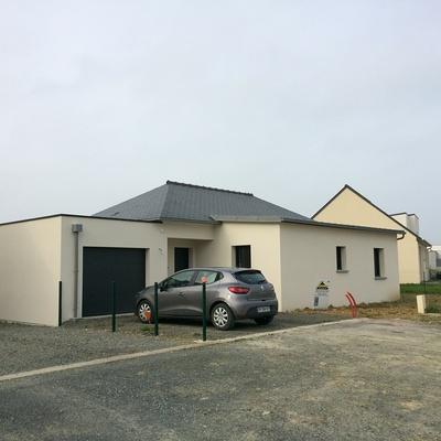 Maison de plain pied à Plédéliac de 70 m² - Secteur Lamballe(22400 )