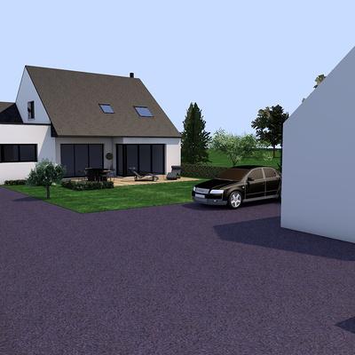 Permis de construire sur la commune d''Erquy 22430.