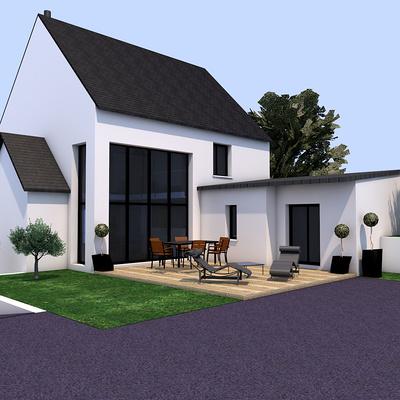 Projet de construction à LAMBALLE - Côtes d''Armor