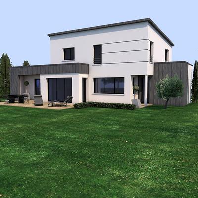 Projet de construction sur la commune de St Bihy 22 800