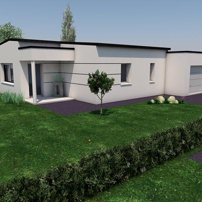 Projet de construction sur la commune de Hénanbihen