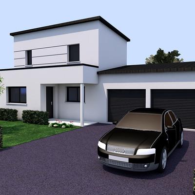 Projet de construction sur la commune de Lamballe 22 400