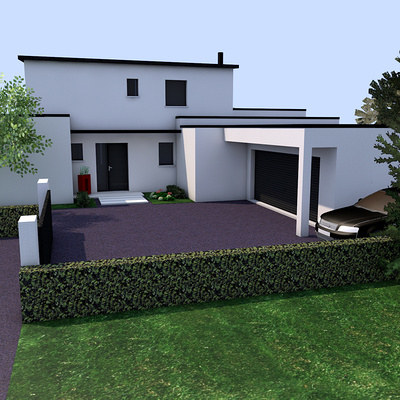 Projet de construction sur la commune de Maroué Lamballe 22 400
