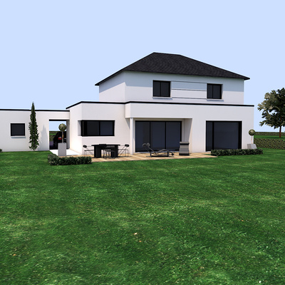 Projet de construction sur la commune de Plédéliac