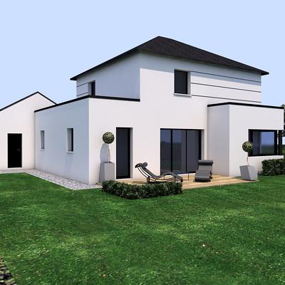 Projet de construction sur la commune de Pluduno