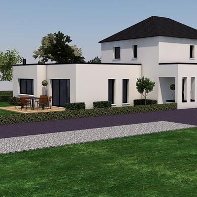 Projet de construction sur la commune de Pommeret 22120