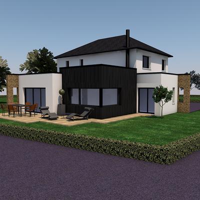 Projet de construction sur la commune de Pommeret