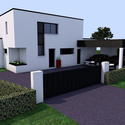 Projet de construction sur la commune de Trémuson
