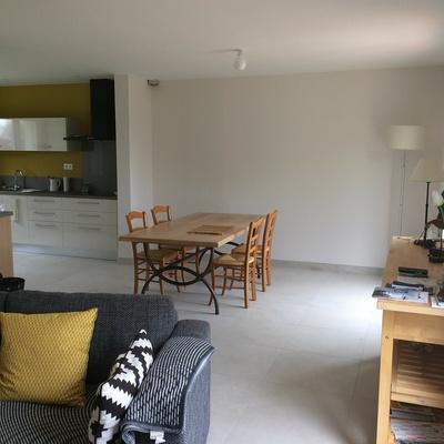 Réaménagement et Aménagement de combles d''une Maison à Hillion