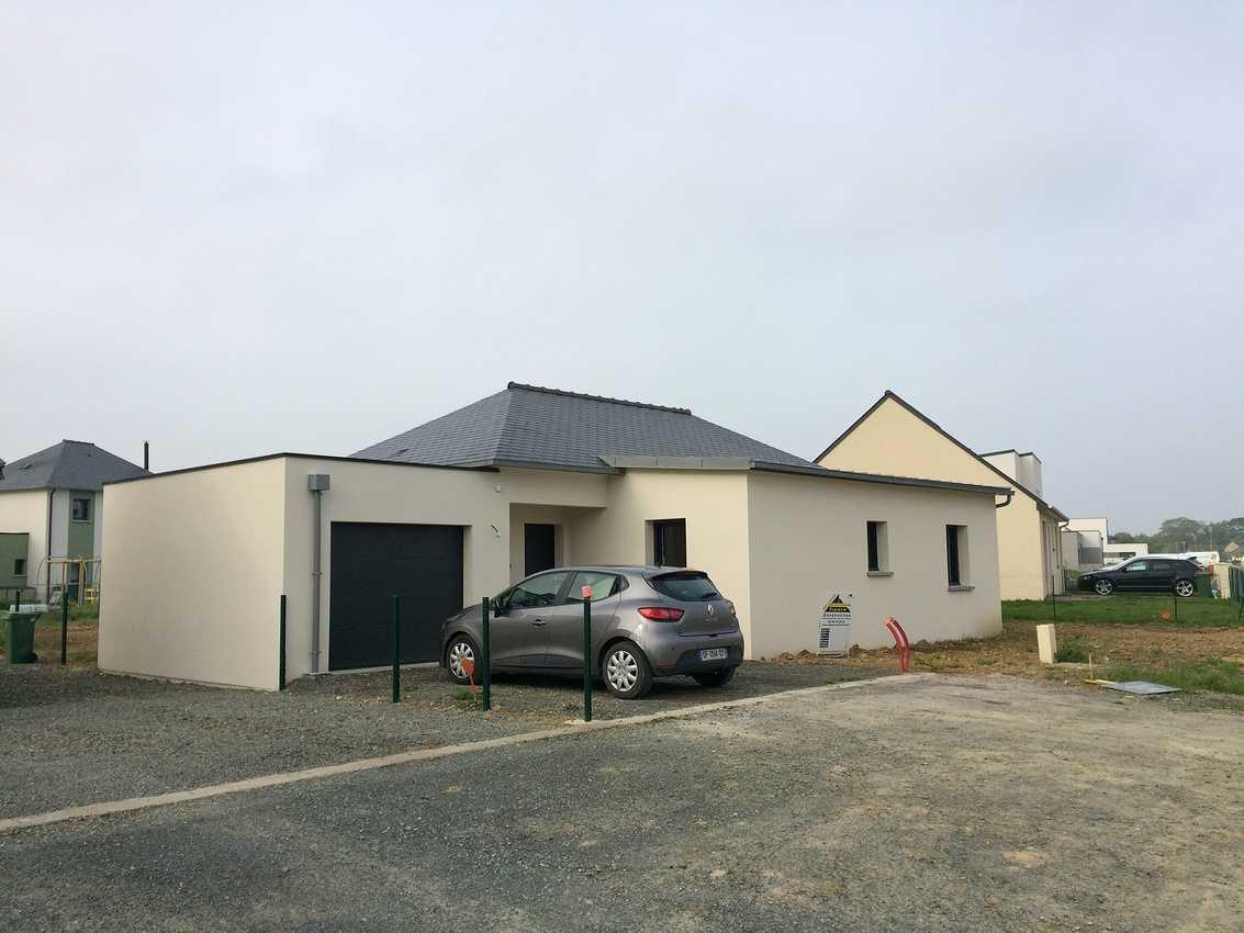 Maison de plain pied à Plédéliac de 70 m² - Secteur Lamballe(22400 ) 0