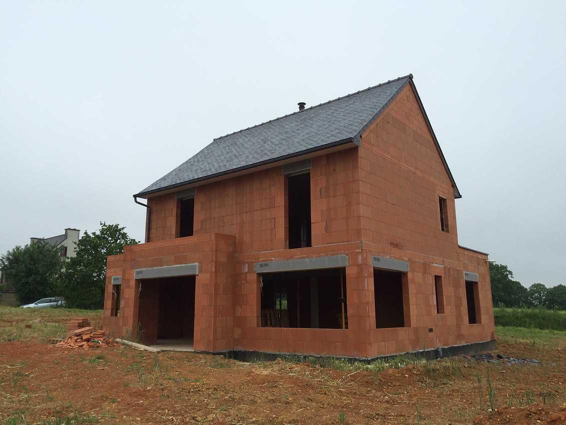 Maison Individuelle à Saint-Juvat( 22 Côtes d''Armor ) 1.1