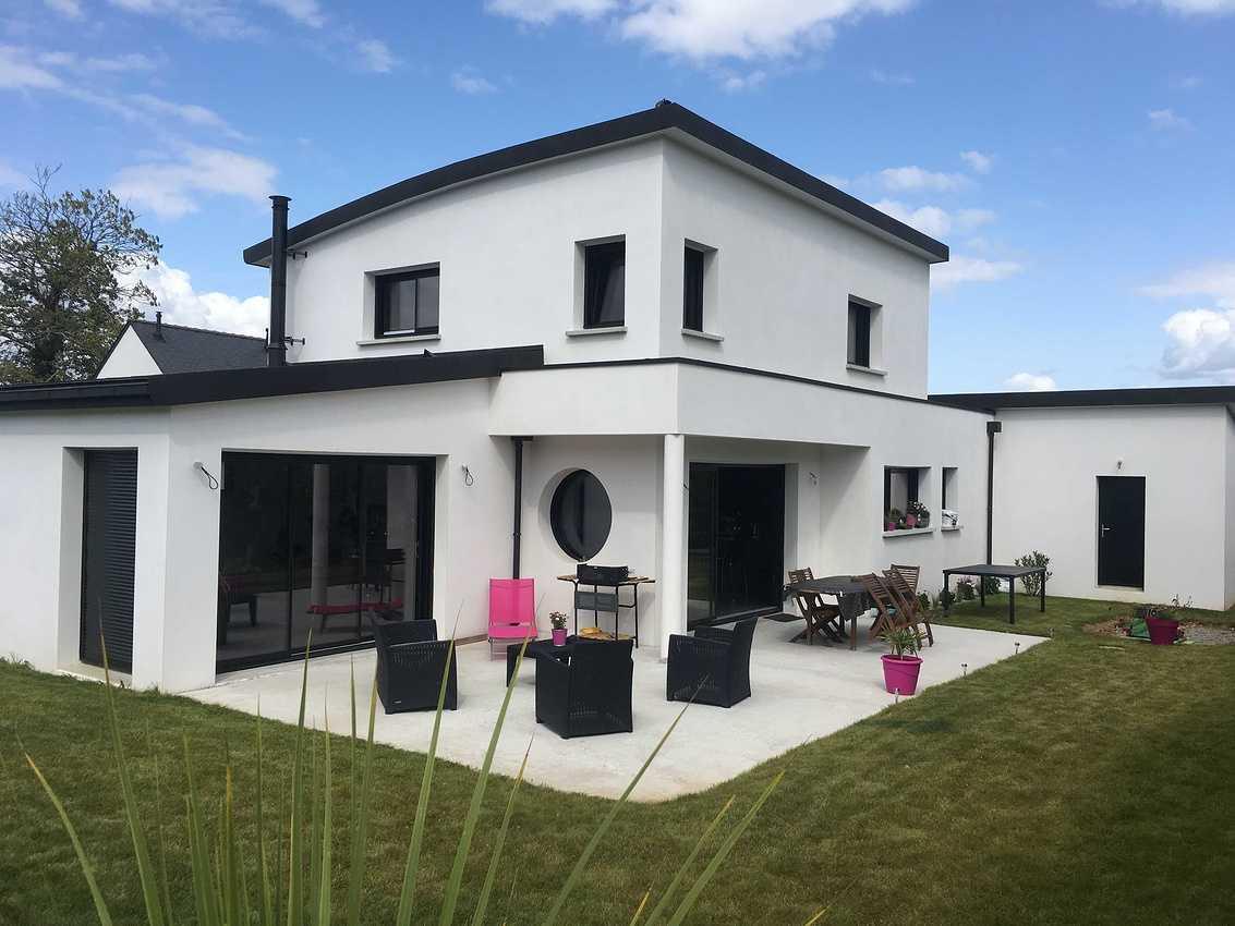 Construction d''une maison Individuelle d''environ 140 m² img3605