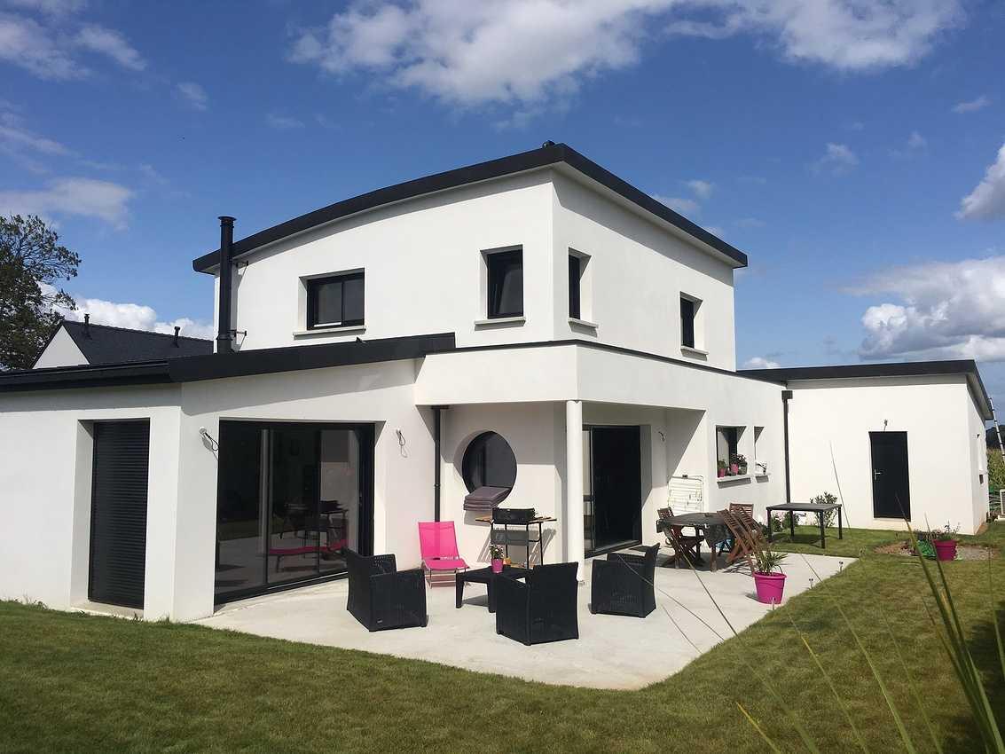 Construction d''une maison Individuelle d''environ 140 m² 0