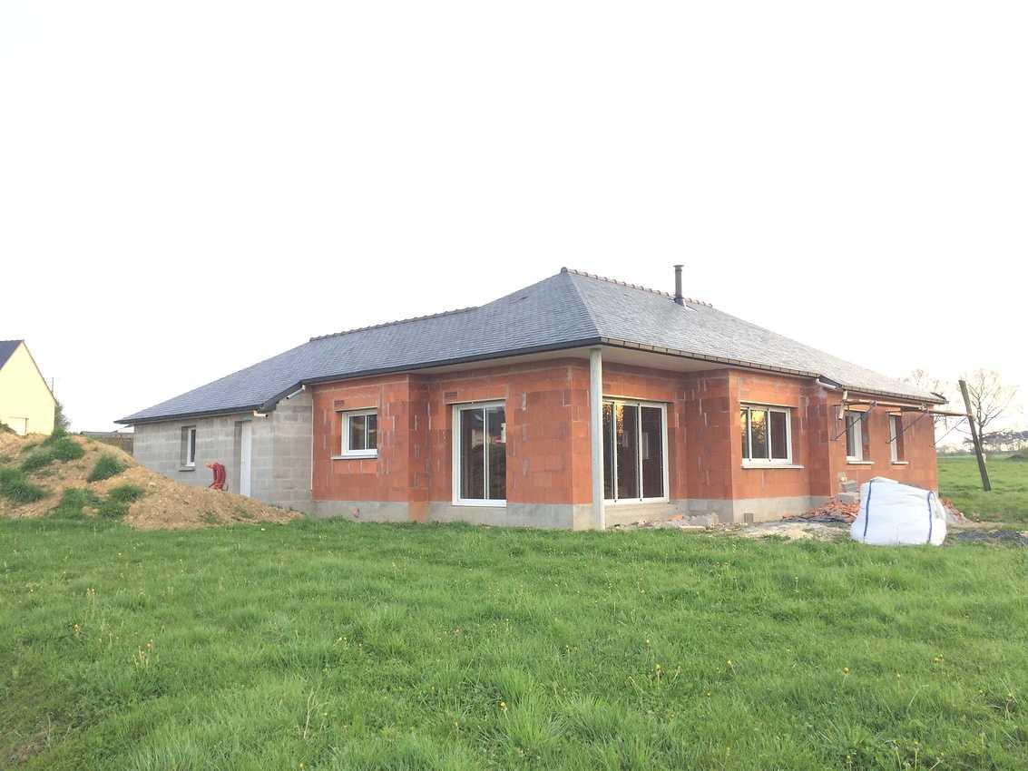 Maison en plain pied située à Plémy - Secteur Moncontour - 110 m2 img9193