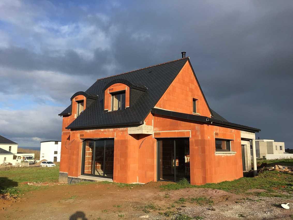 Maison traditionnelle de 120 m² à Pléneuf Val André. img1405