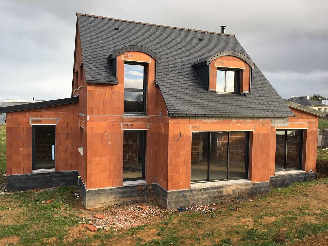 Maison traditionnelle de 120 m² à Pléneuf Val André. img1407
