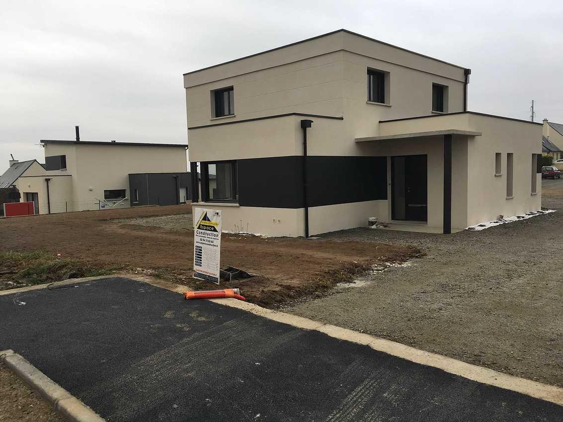 Maison contemporaine de 140 m²- à Plaine Haute ( Côtes d''Armor 22 ) img0413