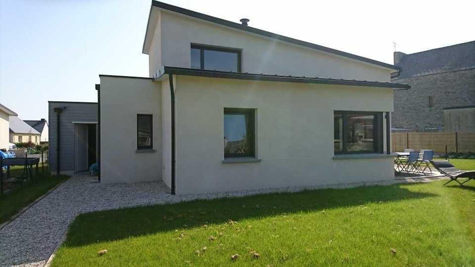 Construction d''une Maison Individuelle à MATIGNON - 22 Côtes d''Armor img7100